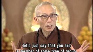 How to cope when one loses his social status(GDD-0174, Master Sheng Yen)