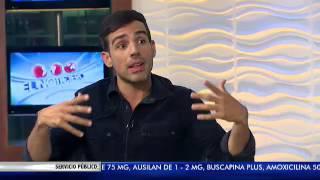 La Entrevista El Noticiero Televen - Luis Olavarrieta - Viernes 26-05-2017