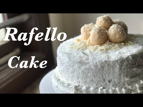 Rafello cake recipe coconut and almond cake recipe