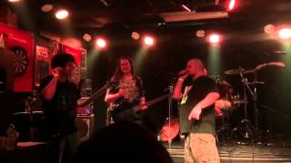 Resurrection Man @ Twist of Lime / 1-17-15