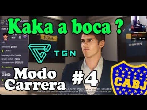 DIRECTO Modo Carrera BOCA JUNIORS #4 | Período de Fichajes | FIFA18 | yesdad84