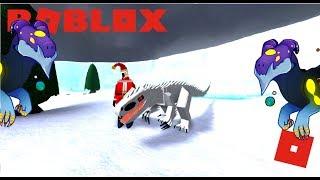 Roblox Dinosaur Simulator Winter Map Madness!