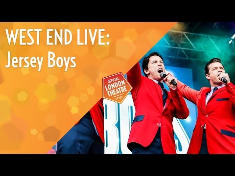 West End Live 2016 Jersey Boys