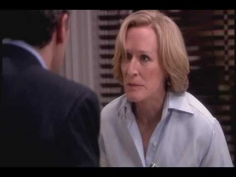 Tom and Patty's Argument- Damages Season 2