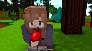 "Zombie Life ""Love Story ❤️"" - Minecraft Animation"