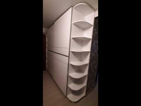 Корпусная мебель на заказ по индивидуальным размерам Воронеж