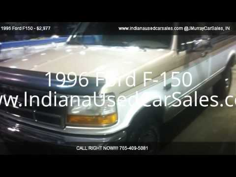 1996 ford f150 automatic transmission