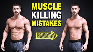 5 Reasons You're NOT Building Muscle (and how to fix it)
