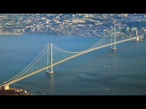 The World's Longest Bridges | The B1M