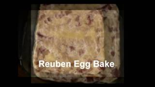 Reuben Egg Bake By Cooking For Busy People With Dawn Hall