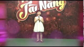 Nhí Tài Năng - Trần Hà My hát Thầy cô cho em mùa xuân
