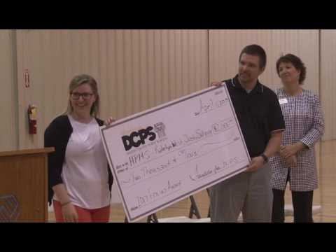 Heritage Park High School Receives Focus Awards