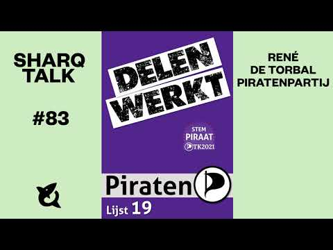 SharQ Talk: Piratenpartij