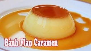 Cách Làm Bánh Flan Caramen Thơm Ngon Sánh Mịn Thành Công Ngay Lần Đầu Tiên | Góc Bếp Nhỏ