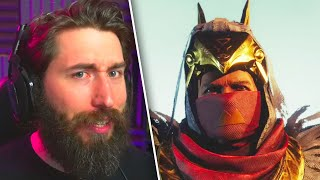 The Next Season... PREVIEW?  OSIRIS vs. RASPUTIN Cutscene Reaction | Destiny 2