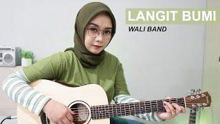 Download lagu LANGIT BUMI - WALI BAND ( COVER BY REGITA ECHA )