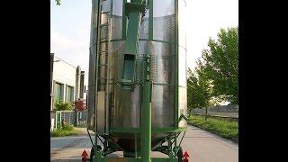 видео сушилки зерна