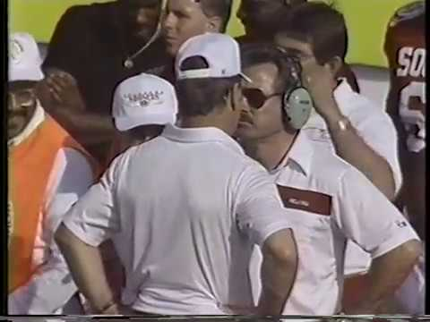 1989 Clemson vs Oklahoma Football Game-Citrus Bowl
