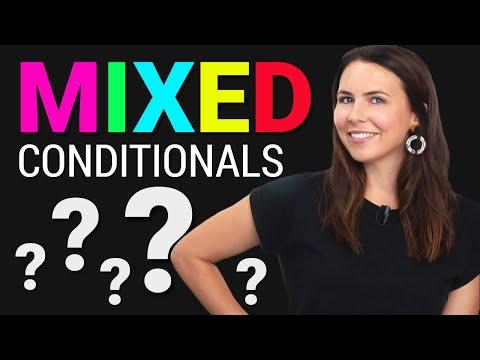 Mixed Conditionals | English Grammar | Examples & Practice