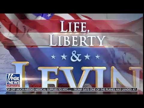 Life, Liberty & Levin 3/29/20 FULL | Mark Levin Fox News March 29, 2020