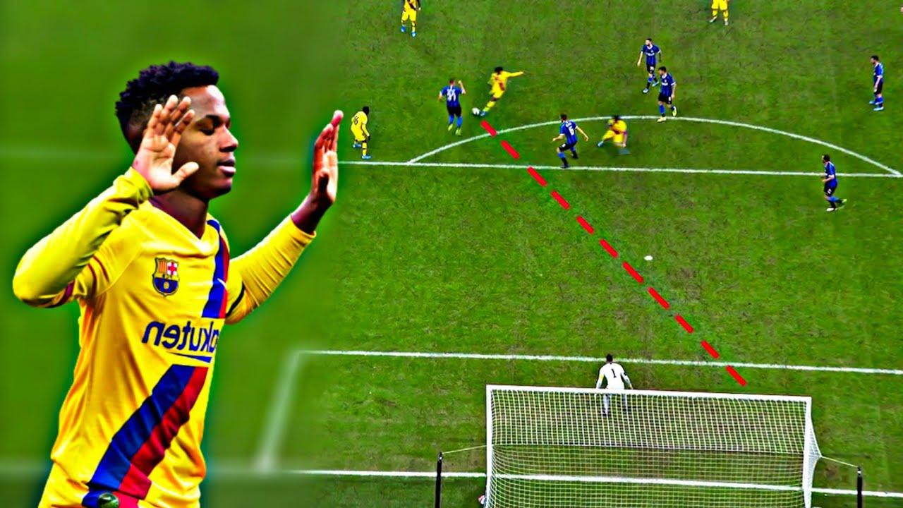اجمل اهداف برشلونة من خارج منطقة الجزاء !! جنون المعلقين • || FHD ||