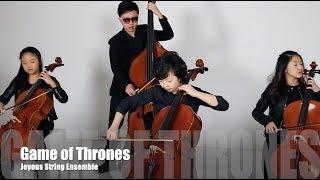 Game of Thrones (cello cover) - Joyous String Ensemble