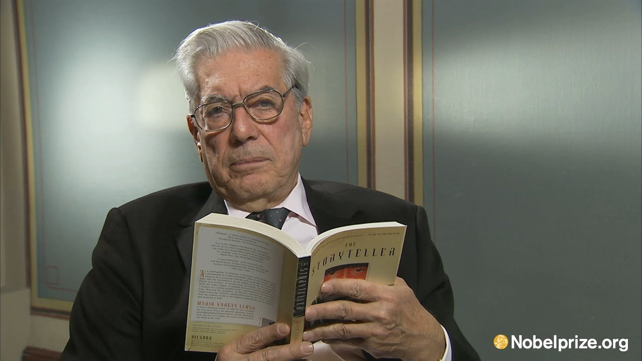 """why literature mario vargas llosa By mario vargas llosa  """"she is a great reader and loves literature  according  to this widespread conception, literature is a dispensable."""