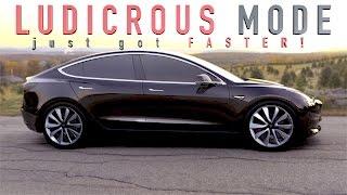 Tesla Model 3 Supercharger FEES | NEW Ludicrous PLUS mode?!?!