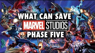 MCU Phase 5: What Marvel Should Do