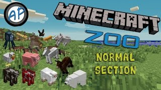 Arctic's Minecraft Zoo: Normal Section (Watch First)