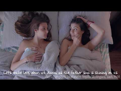 Juliantina KISSESHagamos el amor; HOT AGE-restricted by YT
