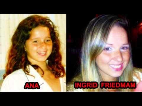 Xica da Silva - O antes e depois dos atores