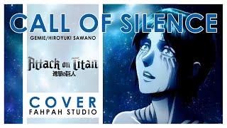 "(Cover) Call of Silence - Gemie/Hiroyuki Sawano 【""Attack on Titan"" Season 2】 [Lyrics/Thai Subtitle]"