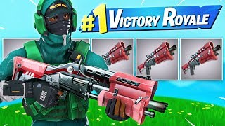 GREY GUNS *ONLY* CHALLENGE in Fortnite!