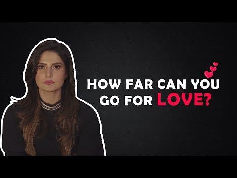 Zareen Khan Turns Agony Aunt - Part 1