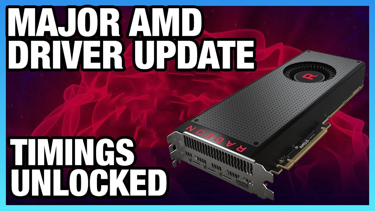The AMD Driver Thread | Page 830 | Overclockers UK Forums
