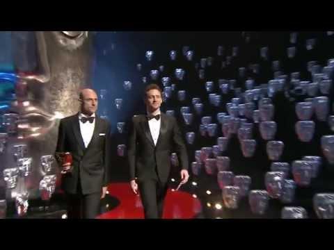 Stephen Beresford &David Livingstone Acceptance Speech Winner Bafta Awards 2015 HD