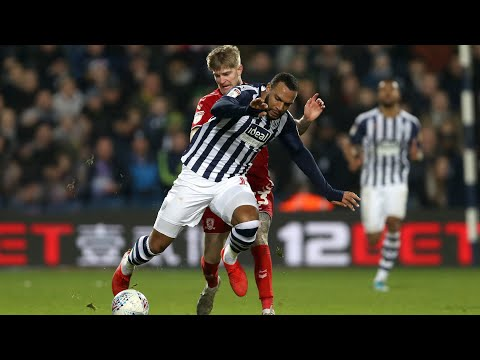West Bromwich Albion v Middlesbrough highlights