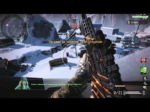 Warface Зенит прохождение за Снайпера