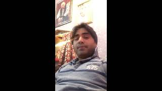 Lo maan liya humne-raaz karaoke cover by Mohit