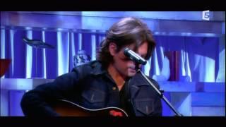 Benjamin Biolay - Sans viser personne - guitare/voix C à vous 07-11-2013