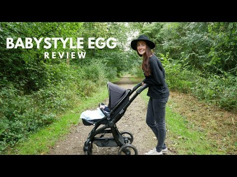 Babystyle Egg  | Egg Travel System |  Video REVIEW