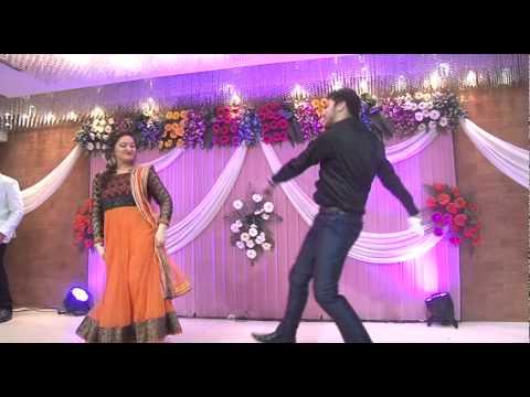 Tune Maari Entriyaan Dance Performance by Dheeraj-Gunjan