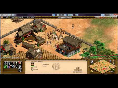 Age of Empires II - Age of Kangz & Shieeet