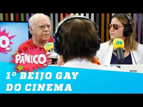1° beijo gay do cinema foi meu, lembra Tonico