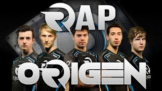 Repeat youtube video RAP @ORIGENgg - LCS League of Legends