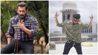 Hyderabadi Boy Ruhaan Arshad raps Salman Khan's Bhai Bhai song | Ruhaan Arshad's Song