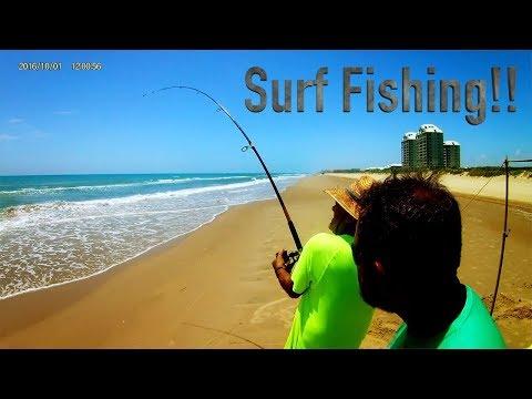 South Padre Island **SURF FISHING!!**