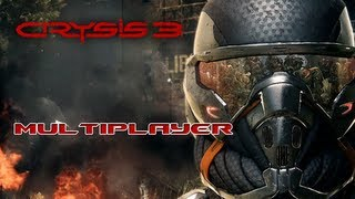 Crysis 3 Online Multiplayer Gameplay - Team Deathmatch Game Mode | Crysis 3 Online Multiplayer
