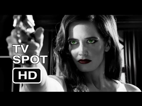 Sin City 2: A Dame to Kill For - TV Spot